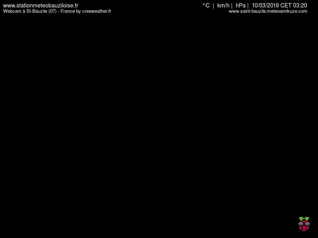 Webcam de Saint Bauzile